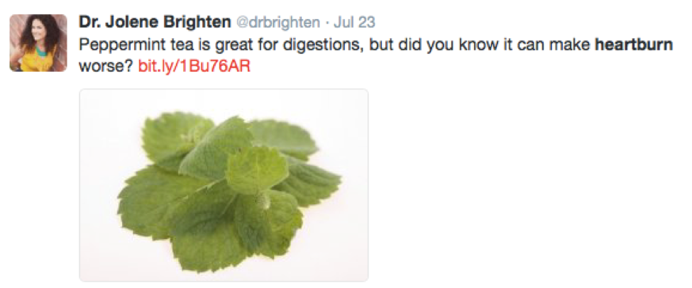 The 10 Funniest Tweets About Heartburn