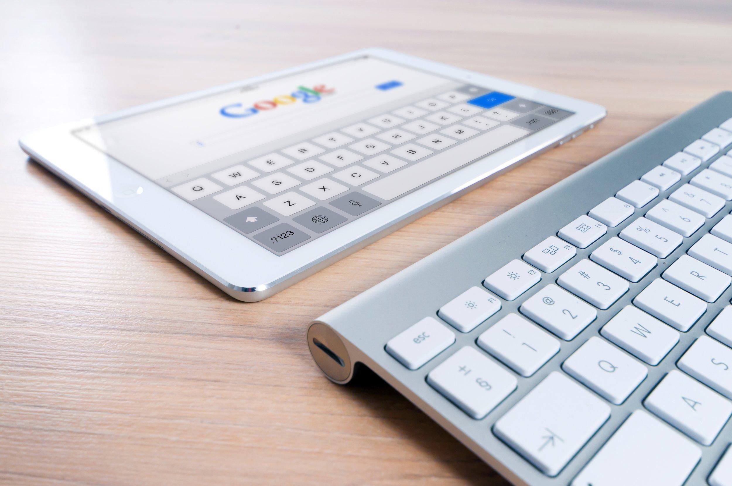 google healthcare business management