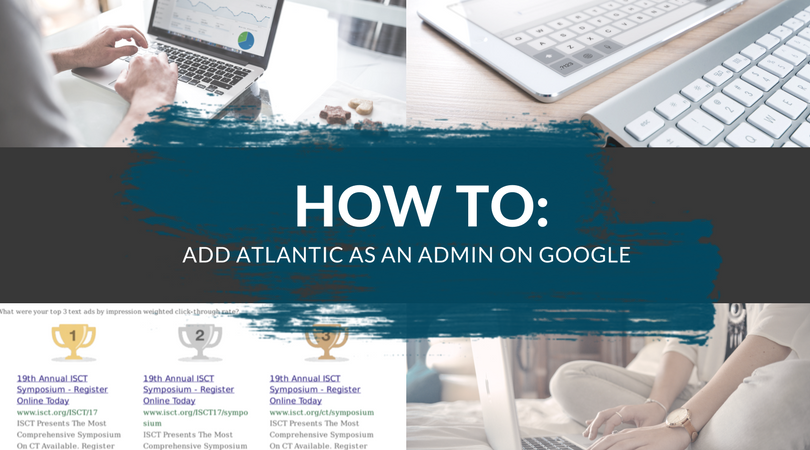 adding an admin on google