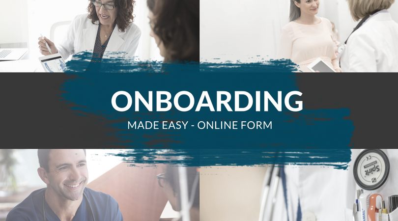 onboarding documents for marketing clients