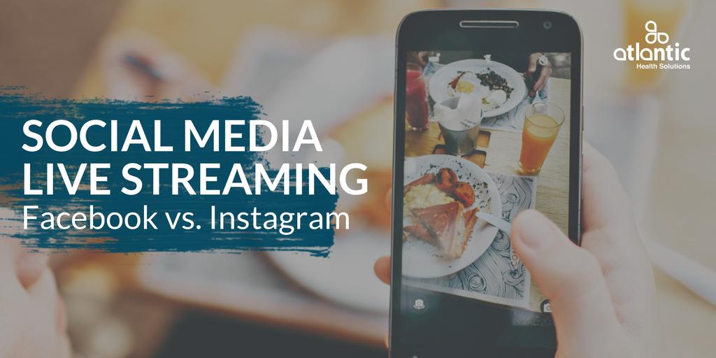 social media marketing trends, social media marketing goals, social media live streaming,