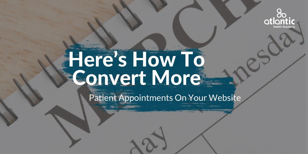 convert patient requests