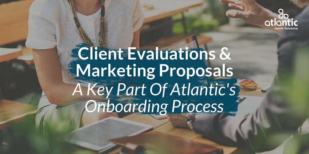 marketing proposal, healthcare marketing agency, onboarding process