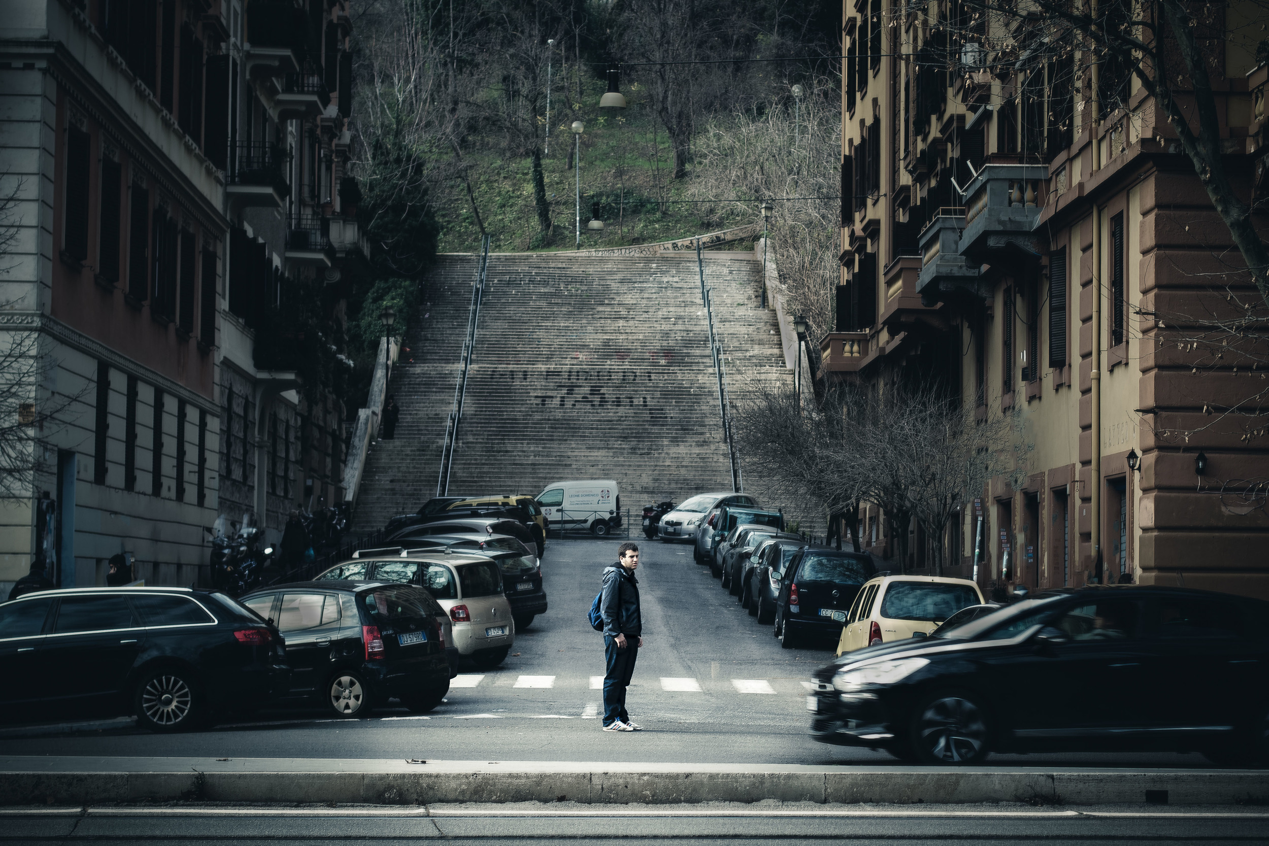 Emily Wilson Photography street photography rome