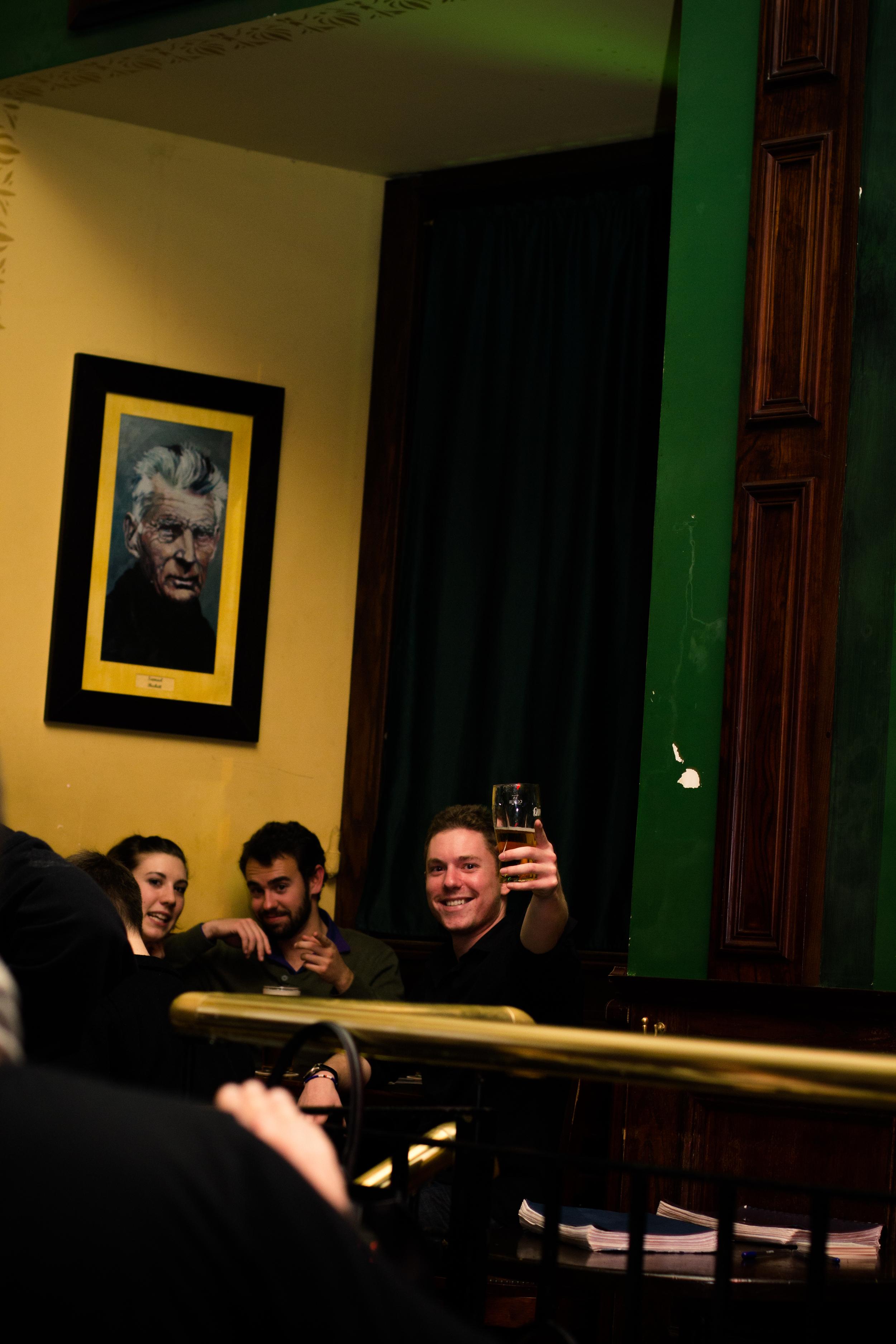 Emily Wilson Photography Scholars Lounge Rome