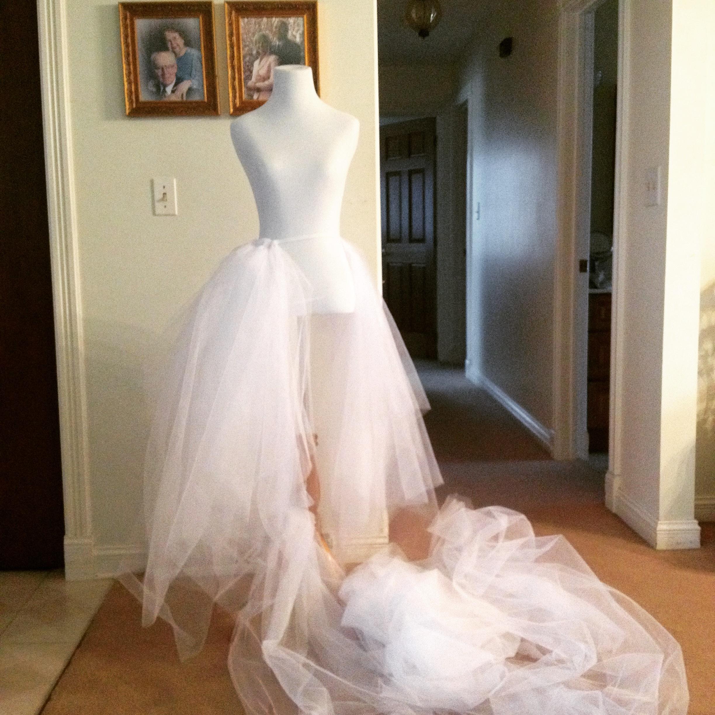 Tulle skirt dress form Emily Wilson Photography