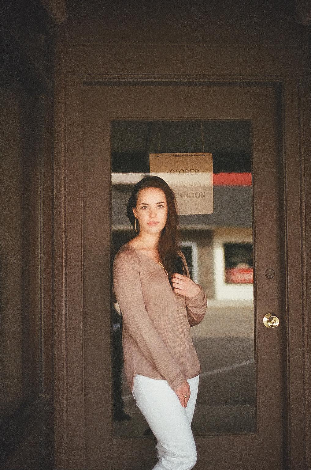 Emily Wilson Photography film camera Pentax 50 mm aged film