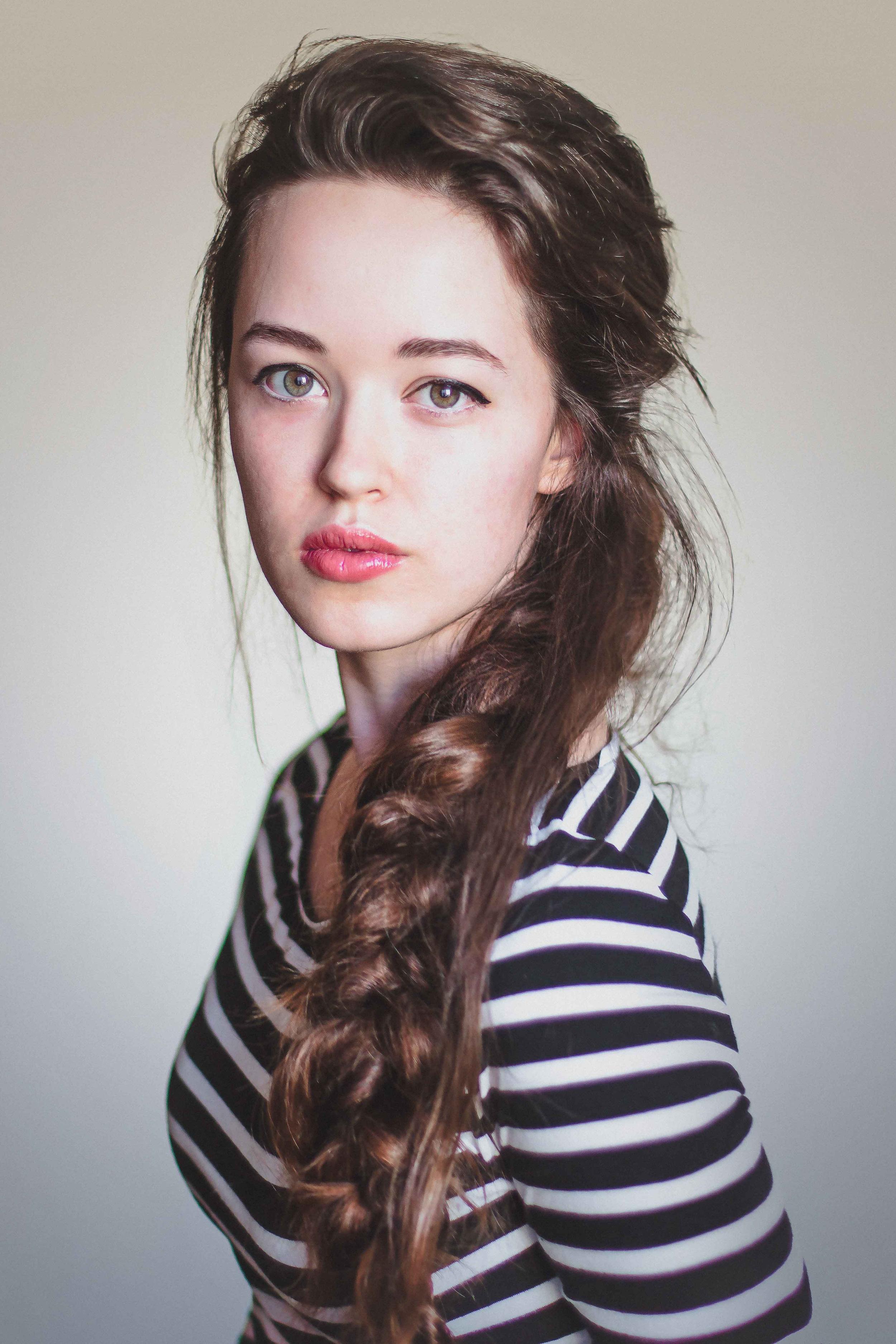 Emily Wilson Photography Self Portrait