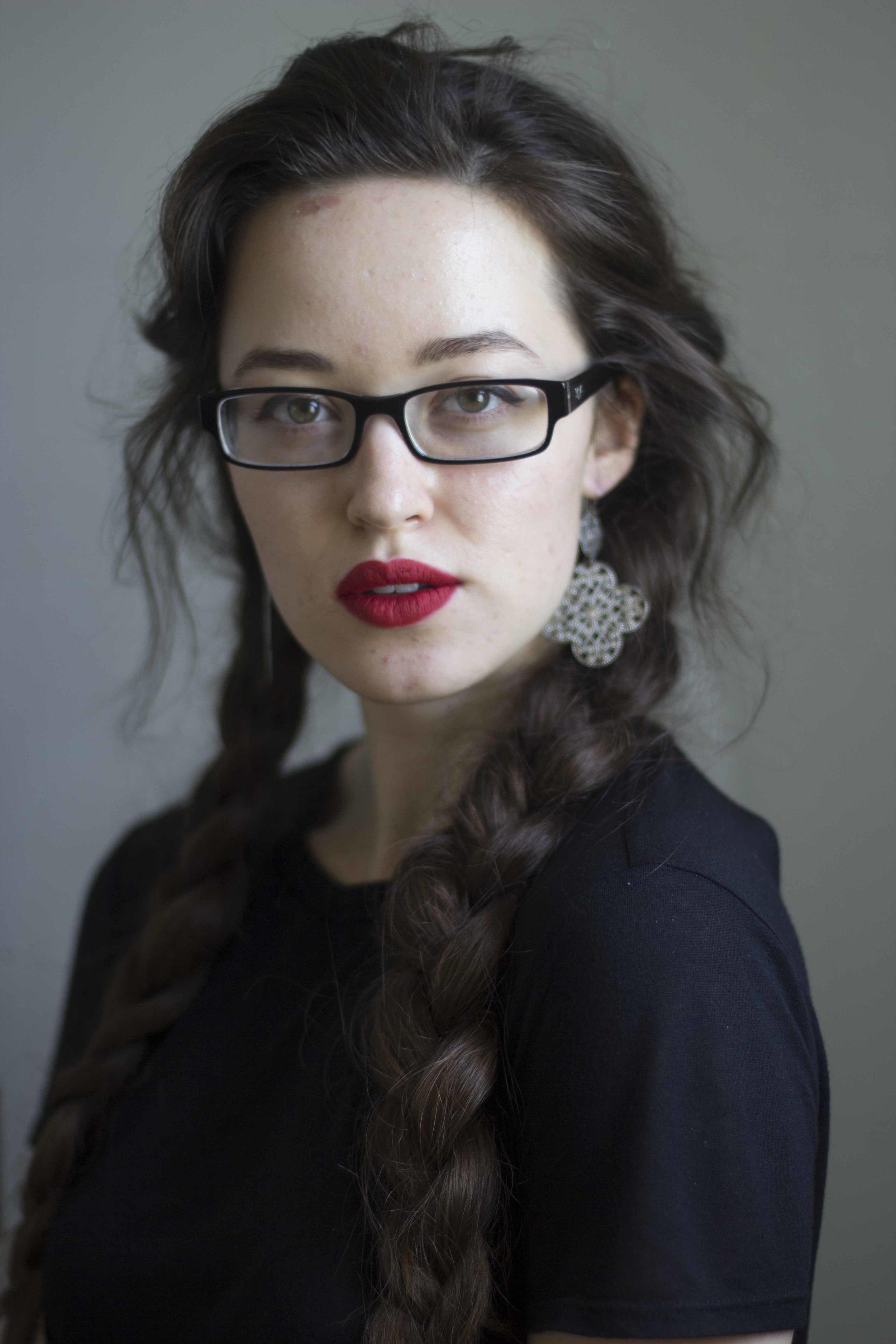 Emily Wilson Photography Self Portrait Artist