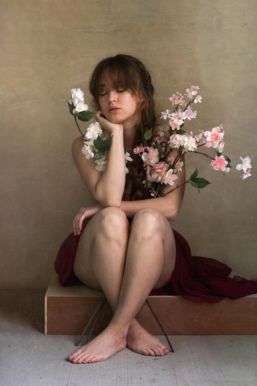 Self portrait artist, Pose, Fine Art