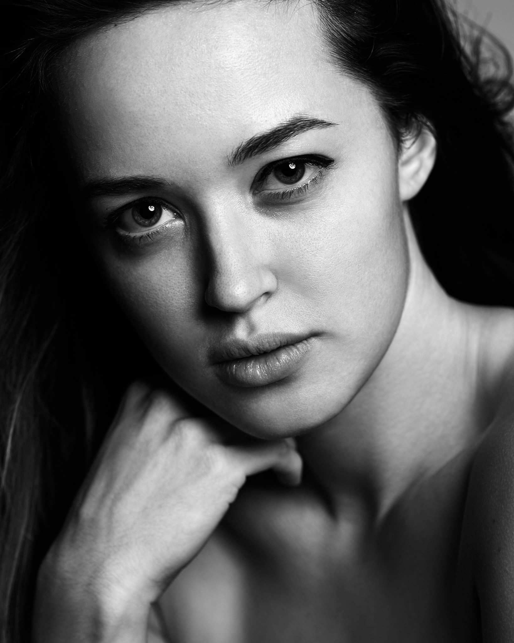 Photographer: Chris Lambeth, Model: Emily Joy