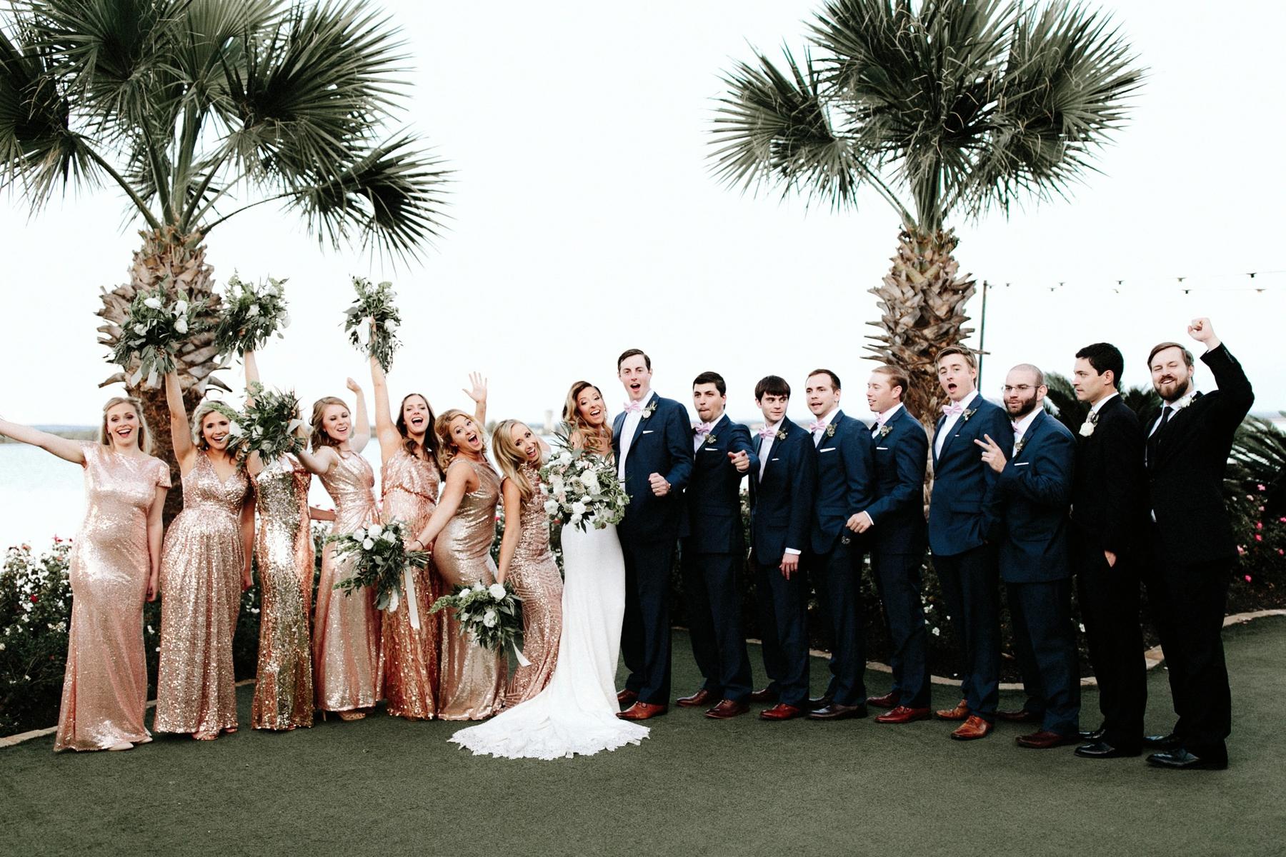 Horseshoe Bay Wedding