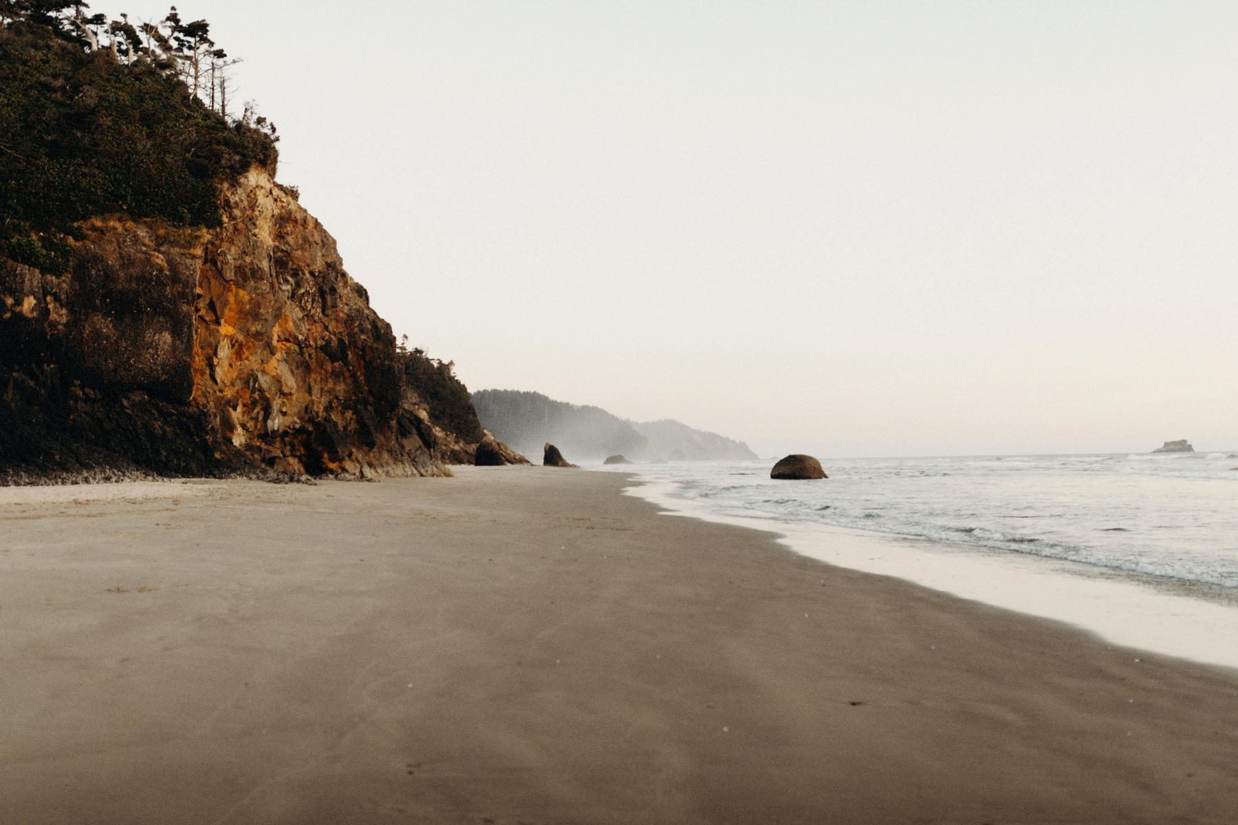 Oregon Coast Engagement Session