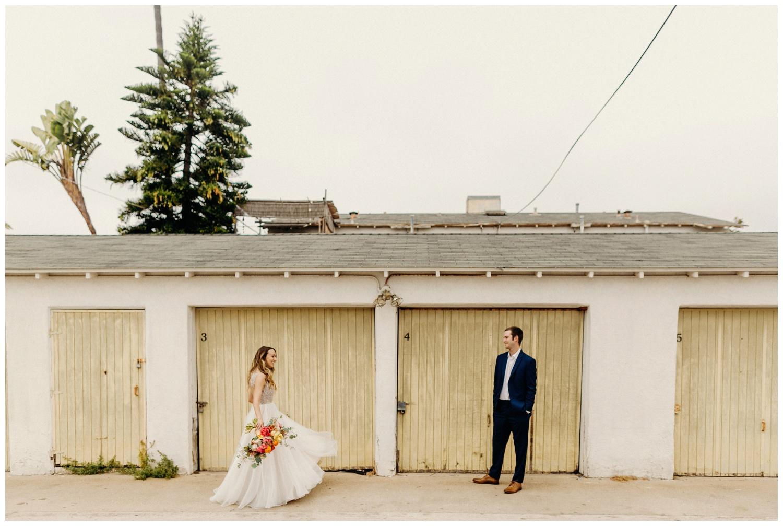 Sunset Cliffs Wedding