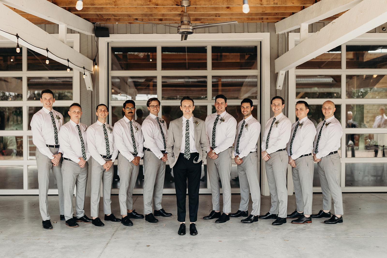 Wedding at Addison Grove