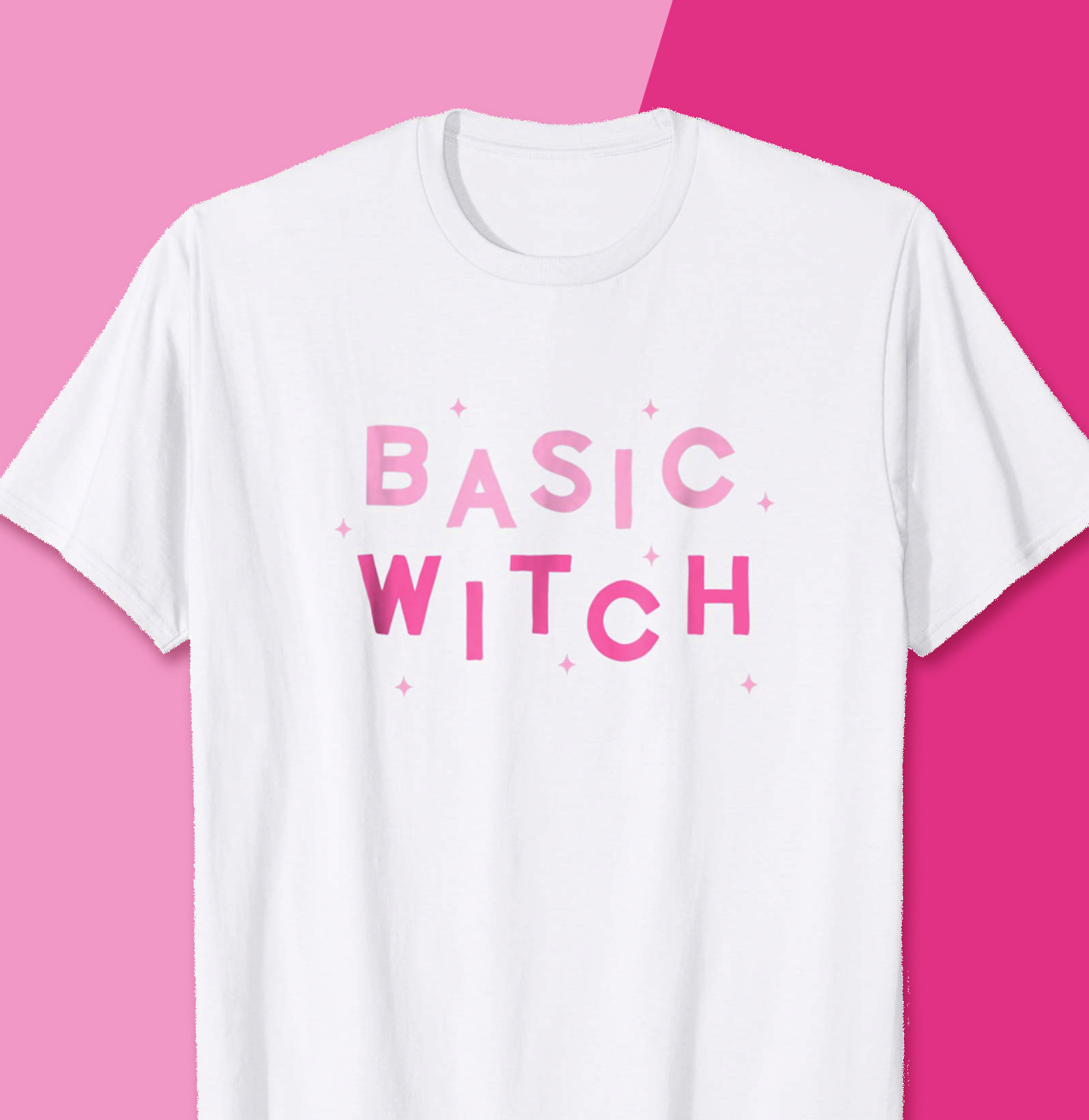 JUST A BASIC WITCH TEE  $14.99
