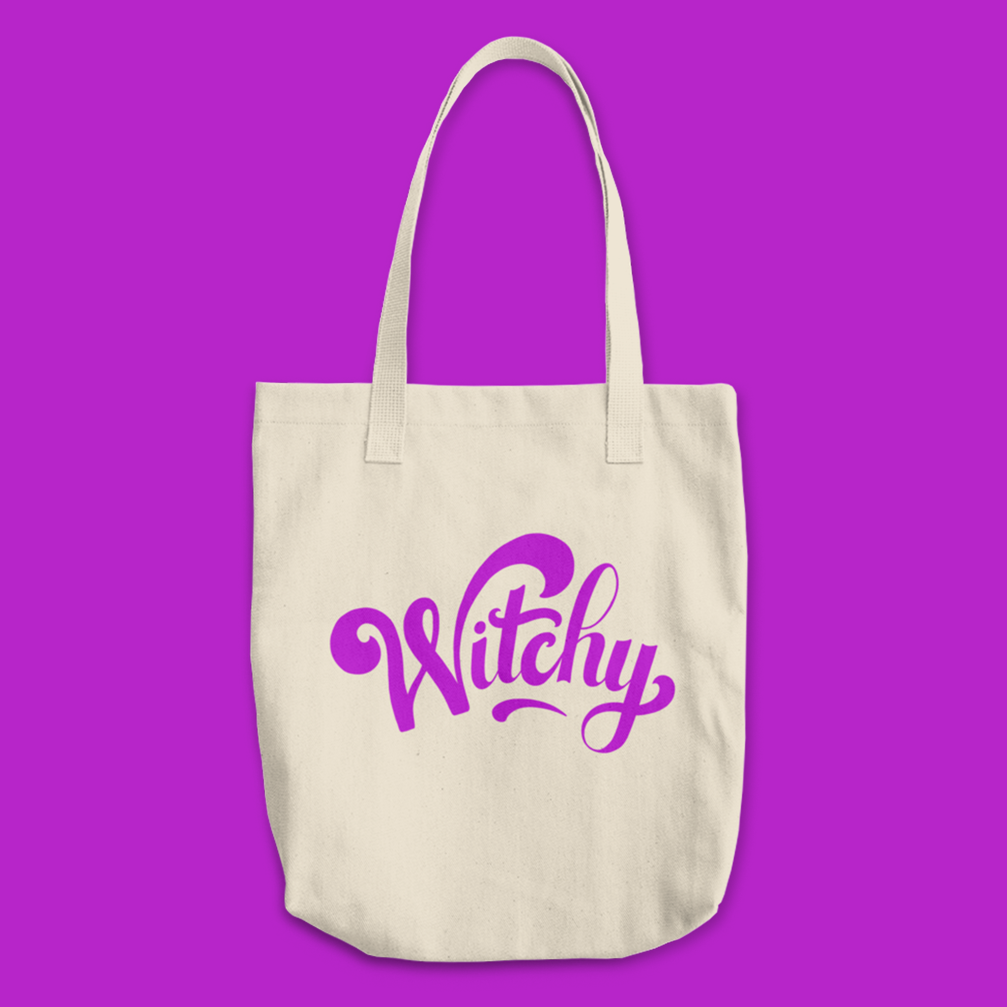 WITCHY TOTE  $25.00