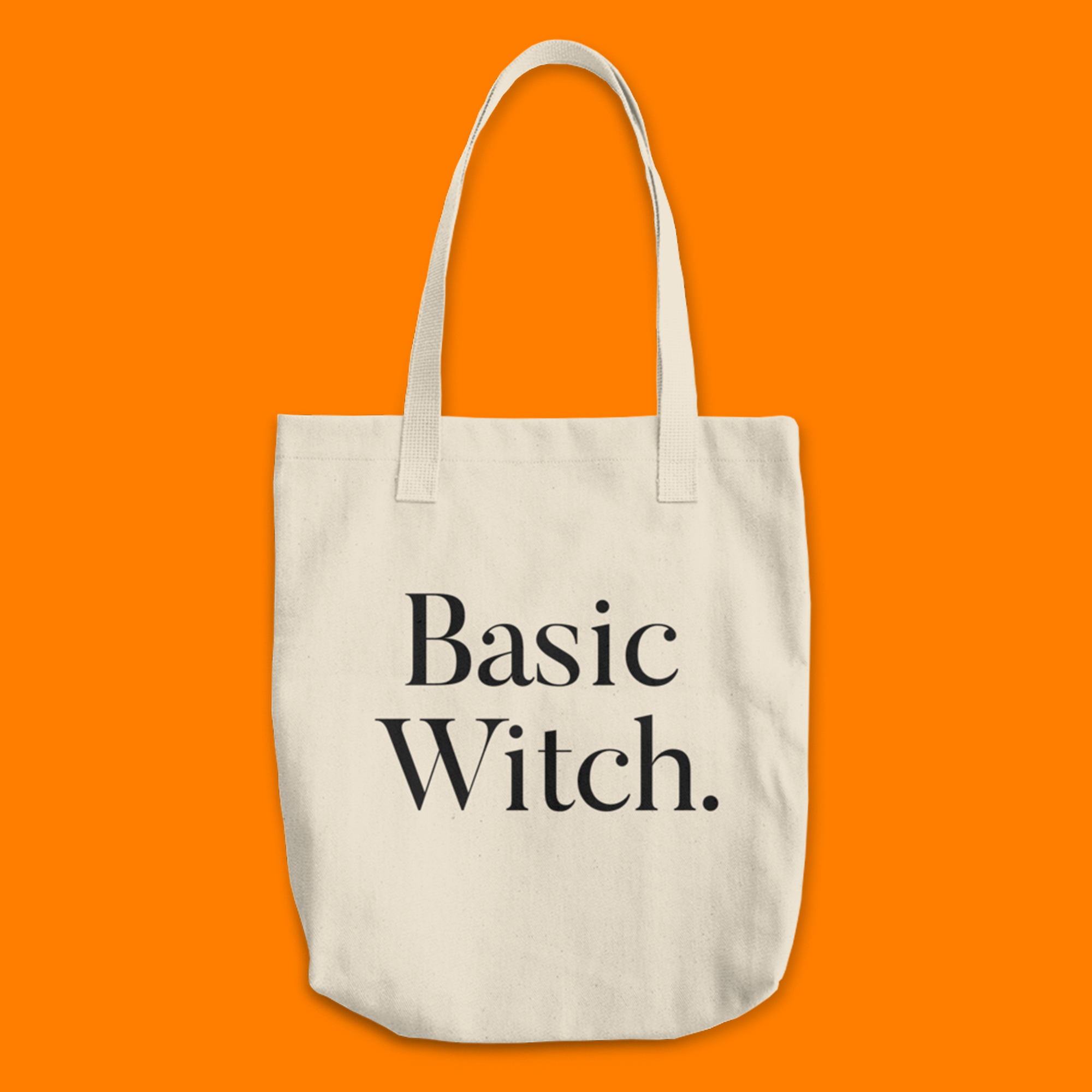 BASIC WITCH TOTE  $25.00