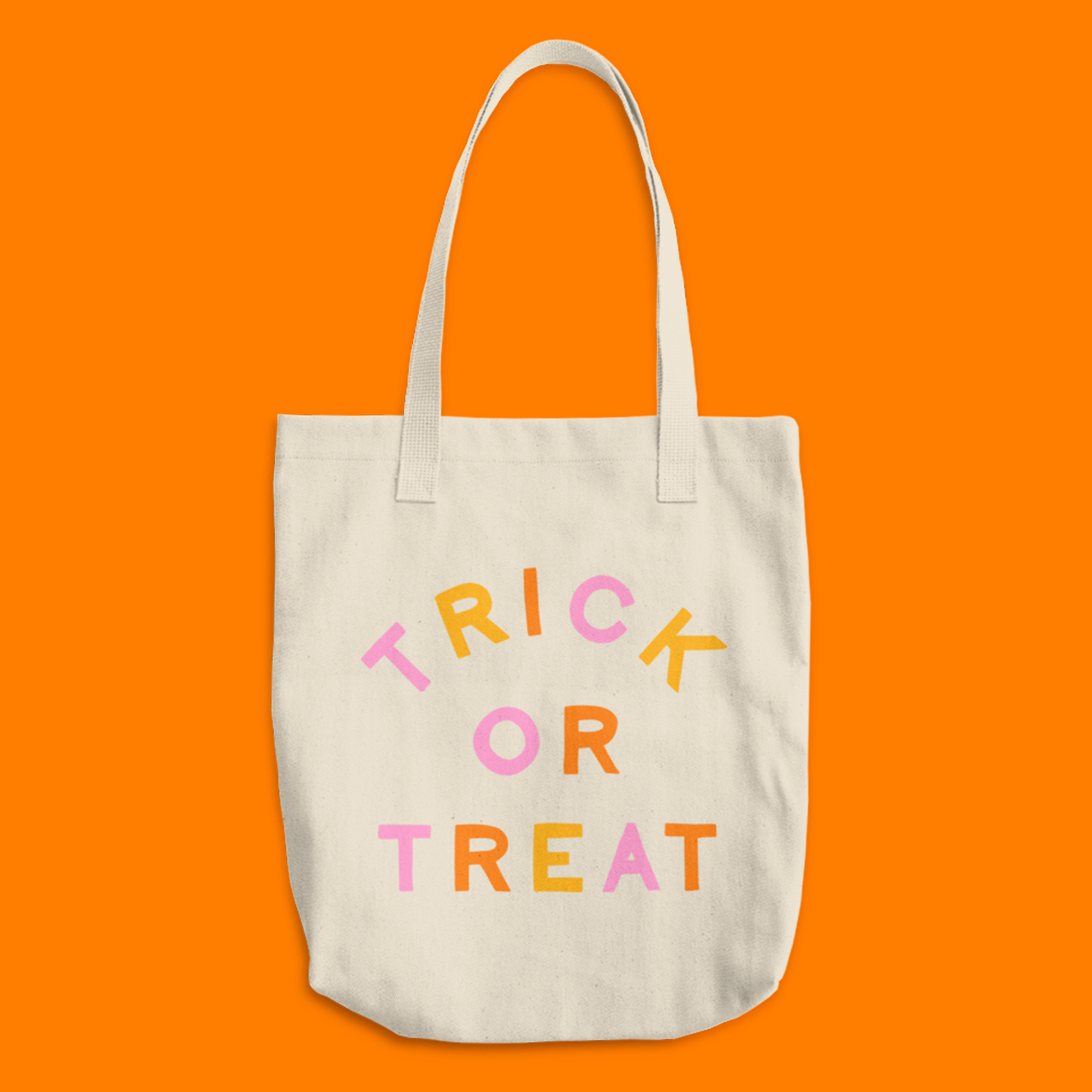 TRICK OR TREAT TOTE  $25.00