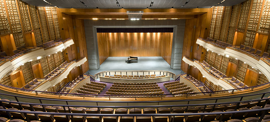 The Sandler Center for the Performing Arts