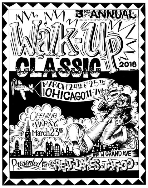 GLT WUC3 Poster by Marina Inoue