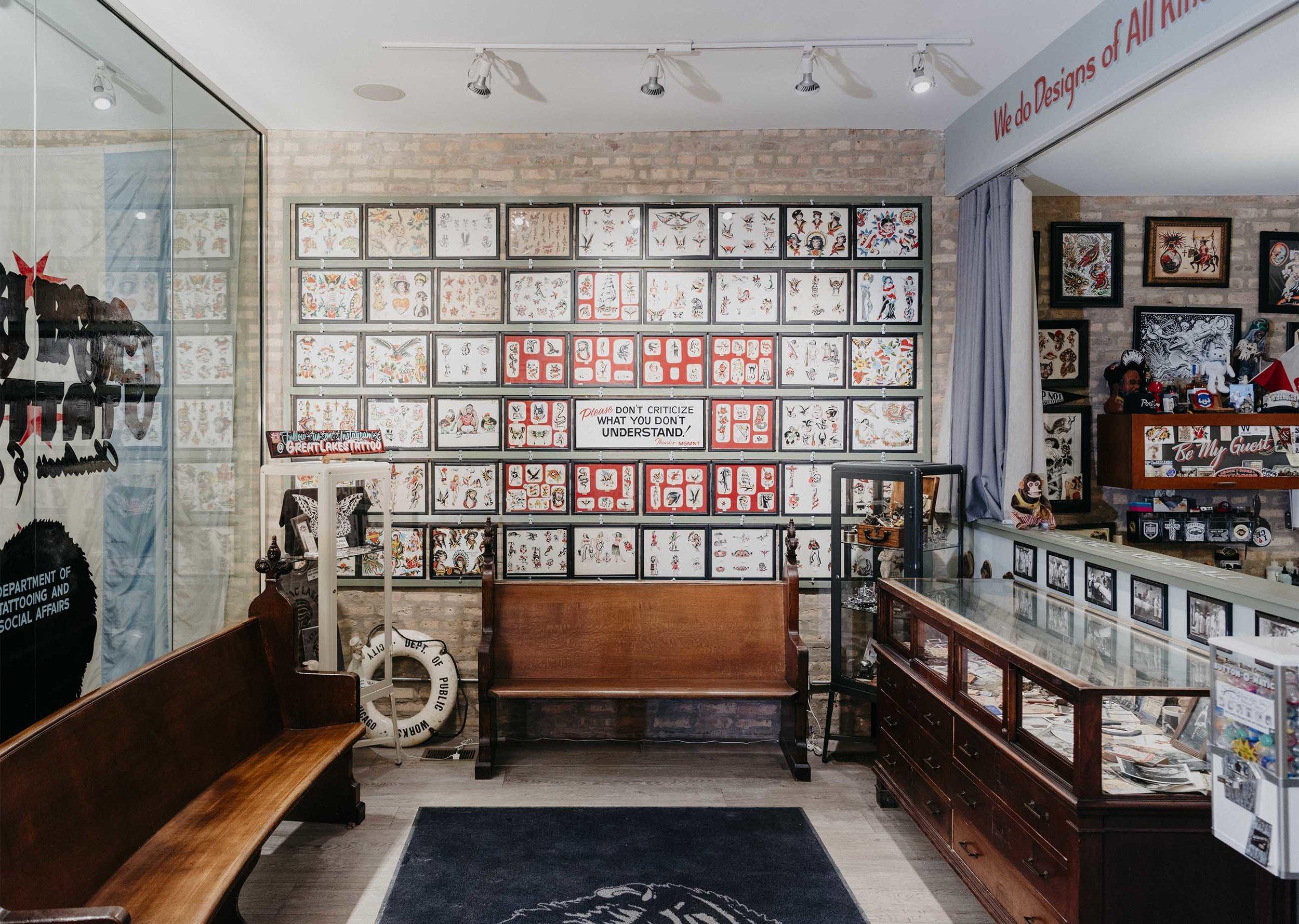 GLT Flash Wall Chicago Tattoo Shop.jpg