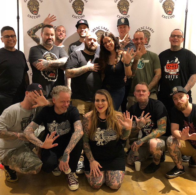 - 2018 was a milestone year for us here at Great Lakes Tattoo. From hosting our third year of the Walk Up Classic to celebrating our 5th anniversary, we stayed busy with an extensive year filled with friends, events, community and most of all tattoos. Thank you to everyone for your continued support of the shop! We already have some exciting stuff lined up for 2019 so stay tuned! Check out some of the highlights of our 2018 here.