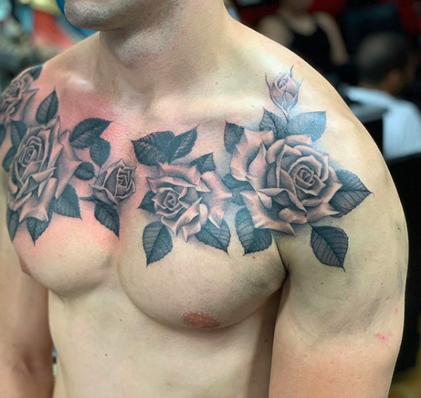 Oliver Macintosh  - Frith Street Tattoo, LondonGLT October 22-24