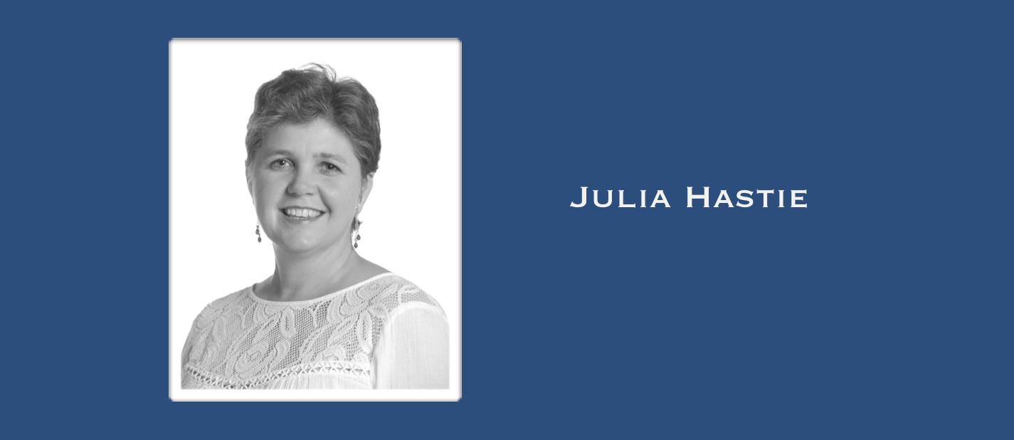 Julia Hastie