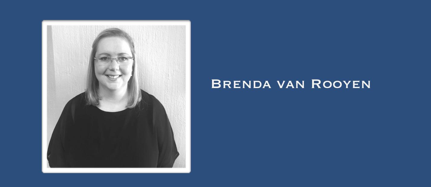 Brenda van Rooyen