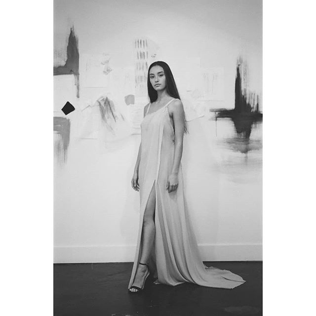 Spent some time with the talented @cpdtraveller this week. He shot my latest collection with 3mm film.  So grateful for his talent and his endless support.  ________________________________________ #fashionshoot #fashioneditorial #3mmfilmphotography #3mmfilm #fashioninspirstion #draping #silkdrape #naturalfibers #deadstockfabric #sustainablefashion