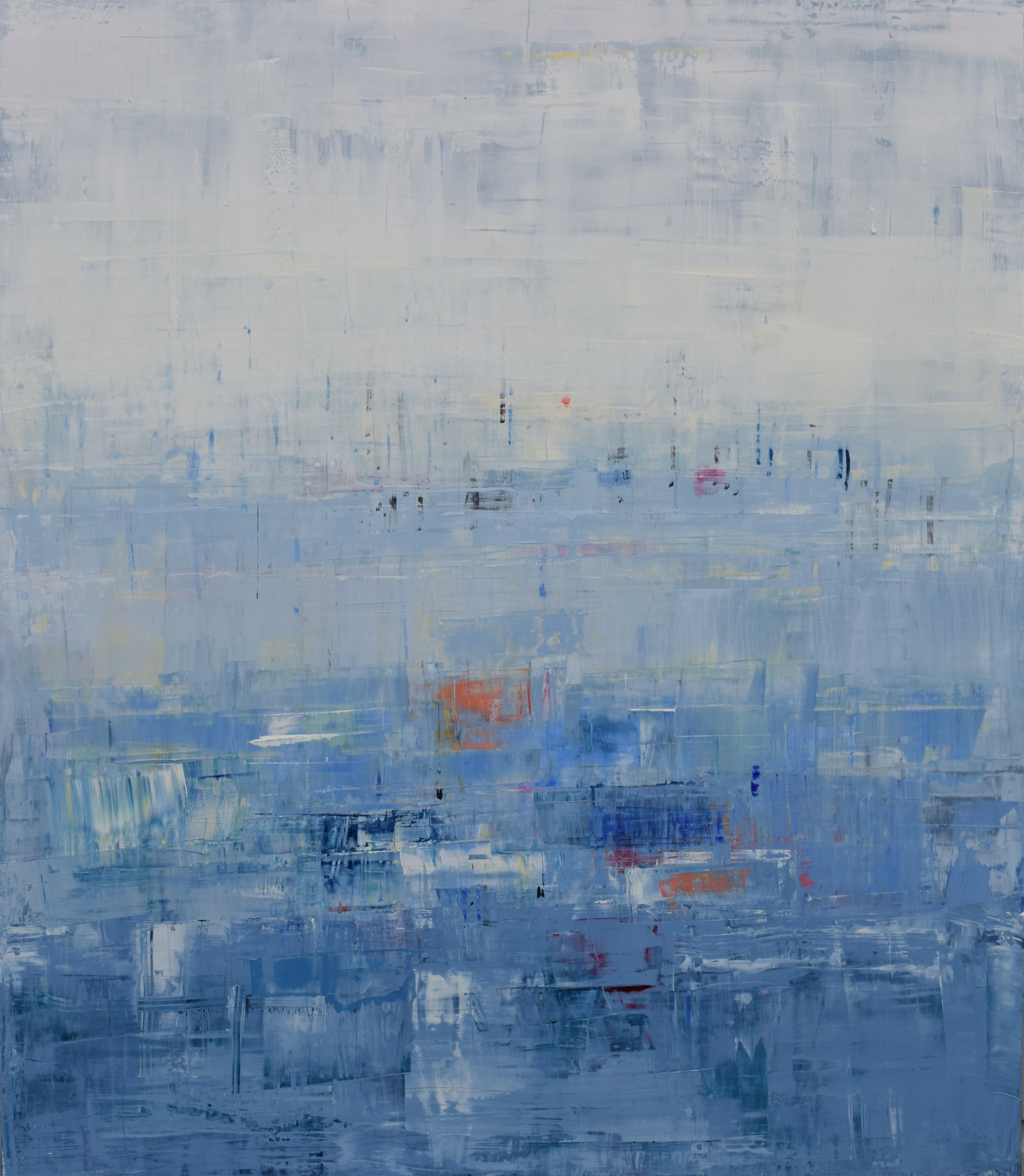 Annual group show of gallery artists, December 2016   PATRICIA ROVZAR GALLERY, 1111 FIRST STREET, SEATTLE, WA