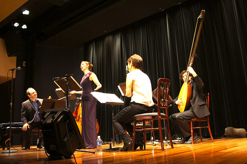 "With ""The Big Galut(e)"" for the Honolulu Chamber Music Series 2013"