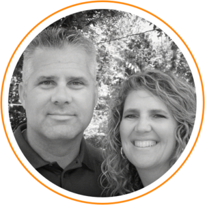 Equip2serve staff members, Dave & Shelly Nielsen