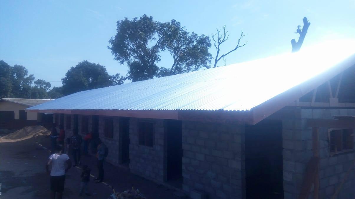 Perfect zinc roof!