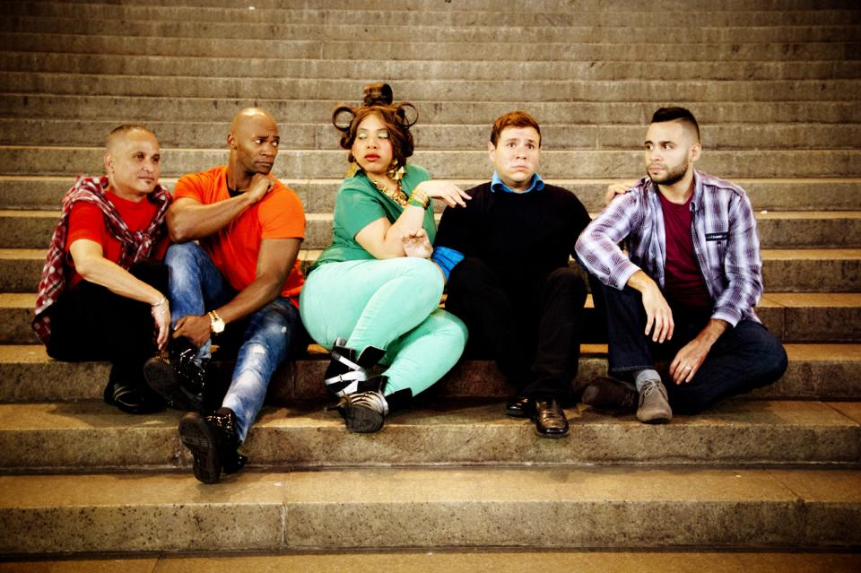 Promo pic for FRiENDAMiGO, The Play.