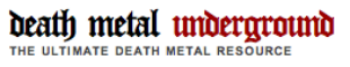 Death metal interview