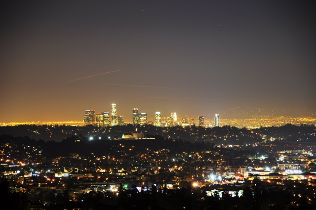 Downtown Los Angeles, Calfornia