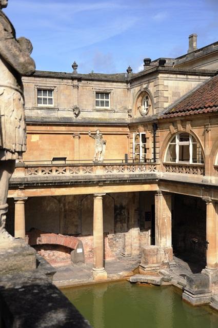 Roman Baths, England