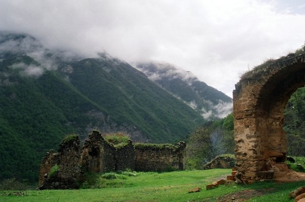 Dadi Monestary, Nagorno Karabakh
