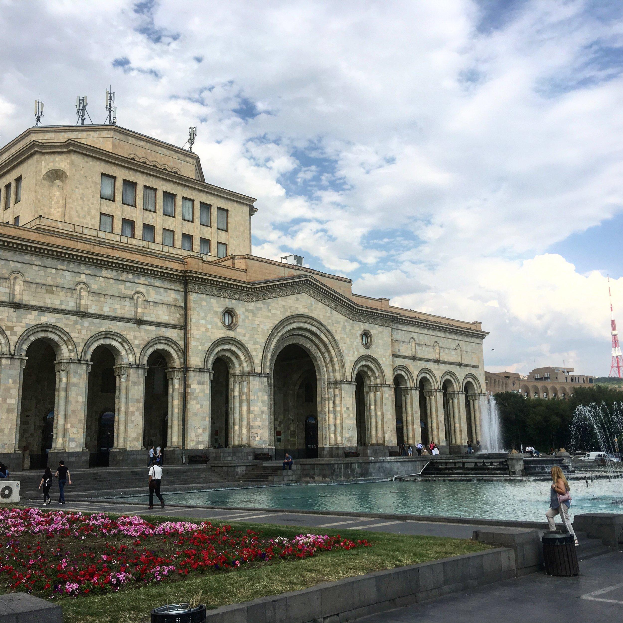 Armenia, 2019