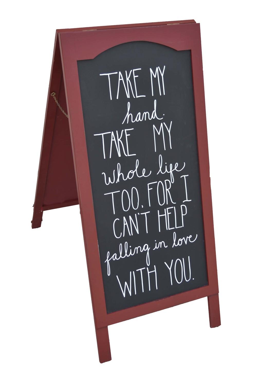 Cafe Chalkboard Sign