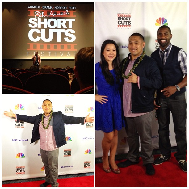 NBC Universal Short Cuts Film Festival in NYC