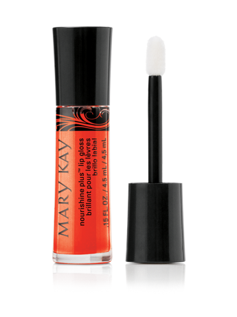Mary Kay® NouriShine Plus® Lip Gloss .15 fl. oz.   Price $  14  .  00