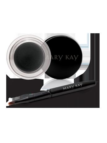 Mary Kay® Gel Eyeliner With Expandable Brush Applicator .15 oz.   Price $  18  .  00