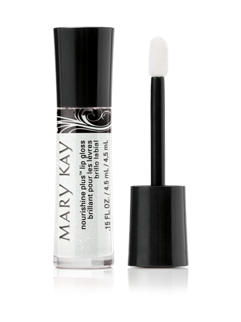 Mary Kay® NouriShine Plus® Lip Gloss Icicle