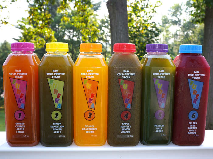 100% Natural Cold-Pressed Juice Cleanses  100% Natural Cold-Pressed Juice Cleanses, $44.99  Deal Run Date Ends: 10/5/15