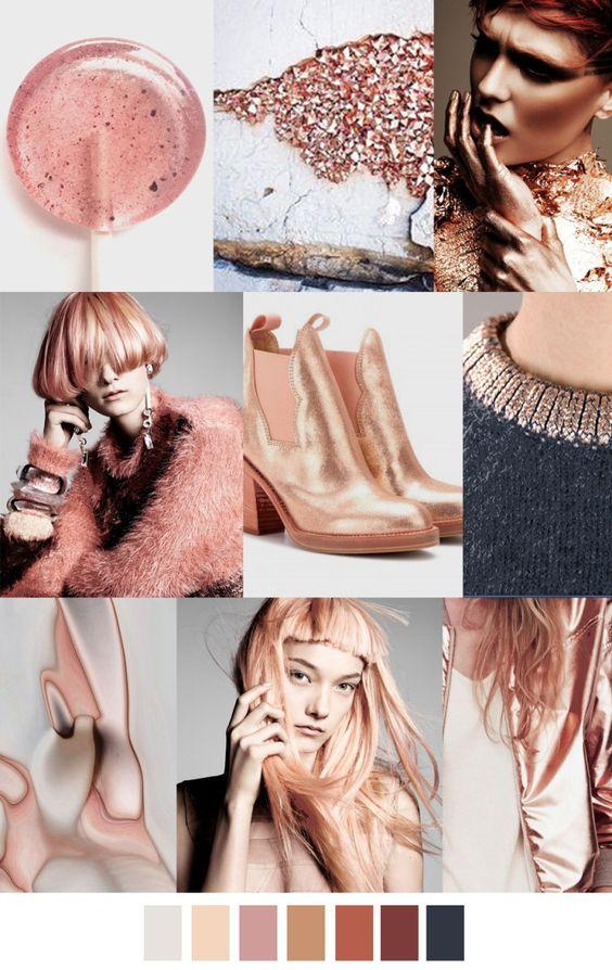 Rose Gold & Matching Tones - #trendtotry#fashion #stylemysummer17 #lovi