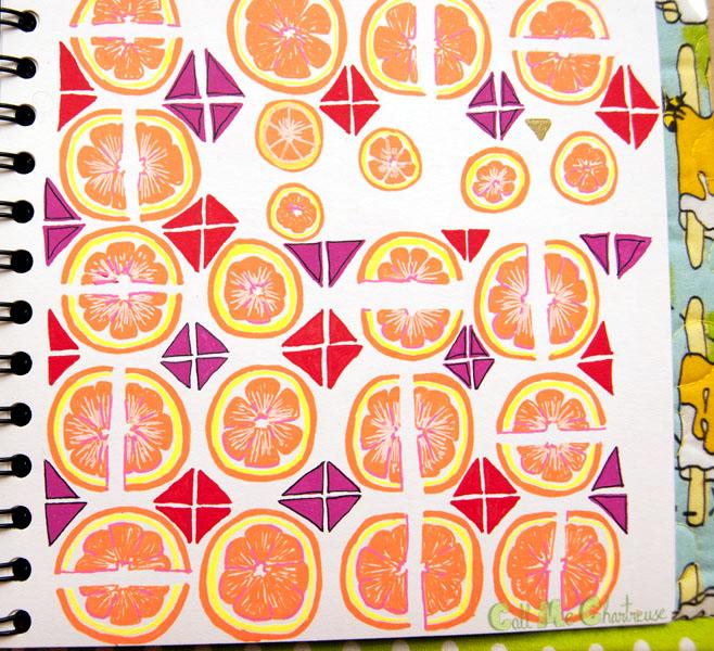 CMC fruit of the day: orange