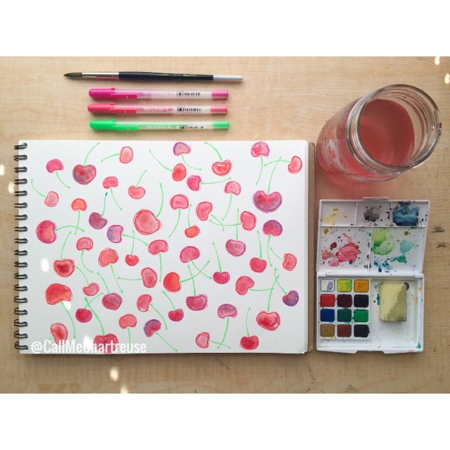 Day 17: Cherry